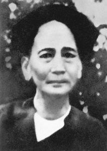 Cô Nguyễn Thị Thanh - chị gái của Bác Hồ