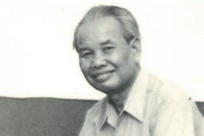 Nhà cách mạng Nguyễn Xuân Thủy