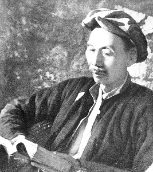 Ông Nguyễn Sinh Khiêm - anh trai Bác Hồ