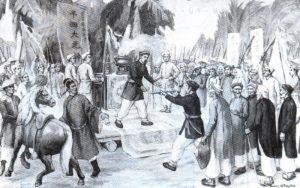Trương Định được nhân dân tôn làm Bình Tây đại Nguyên soái