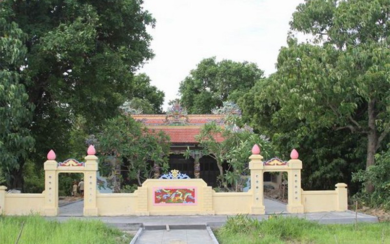 Phủ thờ Tôn Thất Thuyết tại Thừa thiên Huế