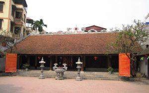 Đền thờ Nguyễn Tam Trinh