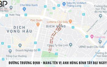 Phố Khúc Thừa Dụ- tên người đặt cơ sở cho nền độc lập củadân tộc Việt