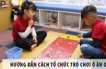 Hướng dẫn cách tổ chức trò chơi ô ăn quan cho trẻ em