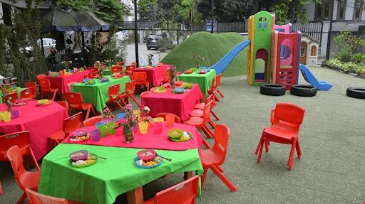 Trường mầm non song ngữ KinderCare Preschools - Tây Hồ, Hà Nội