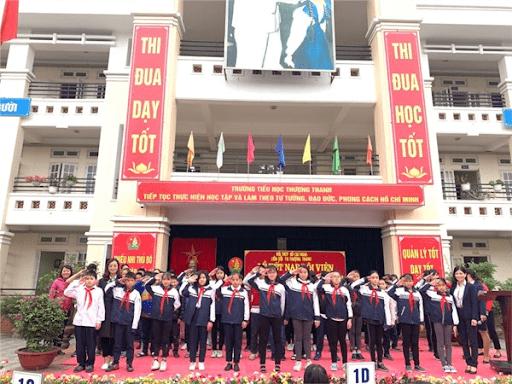 Trường tiểu học Thượng Thanh - Long Biên, Hà Nội
