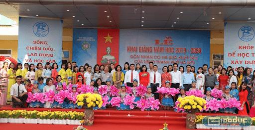 Trường tiểu học Long Biên - Long Biên, Hà Nội