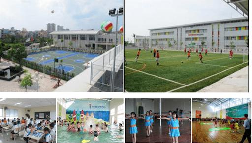 Trường tiểu học Wellspring - Long Biên, Hà Nội