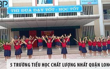 Top 5 trường tiểu học chất lượng nhất Quận Long Biên