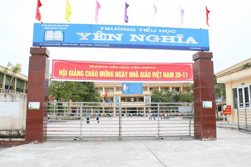 Trường tiểu học Yên Nghĩa - Hà Đông, Hà Nội