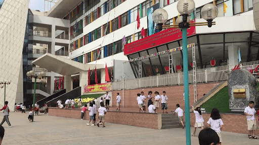 Trường tiểu học Mỹ Đình - Từ Liêm, Hà Nội