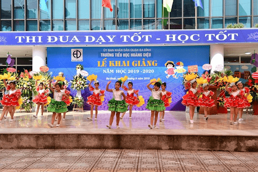 Trường tiểu học Hoàng Diệu - Ba Đình, Hà Nội