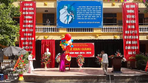 Trường tiểu học Mai Động - Hoàng Mai, Hà Nội