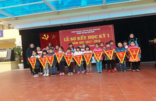 Trường tiểu học Vĩnh Hưng - Hoàng Mai, Hà Nội