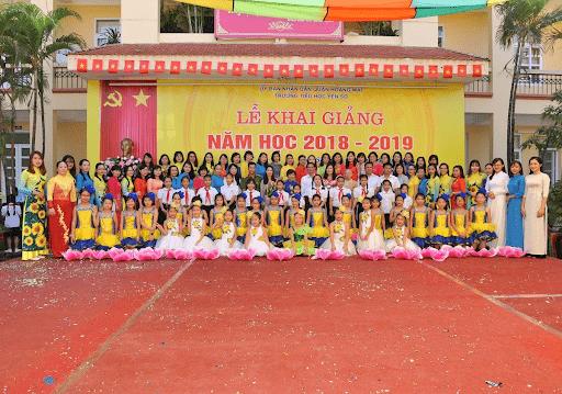 Trường tiểu học Yên Sở - Hoàng Mai, Hà Nội