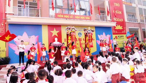 Trường tiểu học Hoàng Liệt - Hoàng Mai, Hà Nội