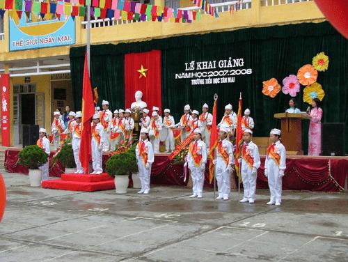 Trường tiểu học Tân Mai - Hoàng Mai, Hà Nội