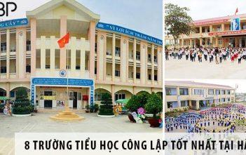Top 8 trường tiểu học công lập tốt nhất tại Hà Nội hiện nay