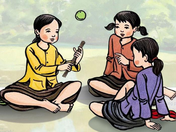 Cách chơi trò đánh chuyền cho trẻ em