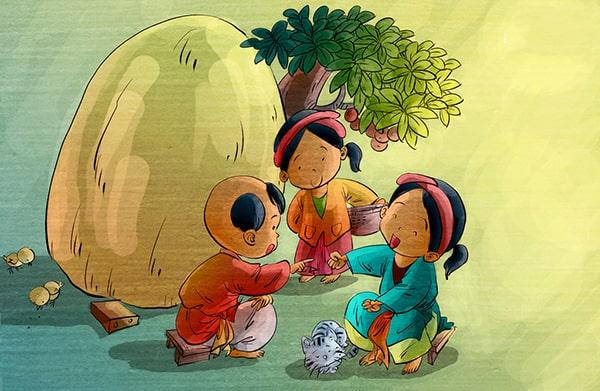 Oẳn tù tì trò chơi có truyền thống lâu đời tại Việt Nam