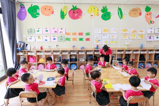 Trường mầm non Sakura Kids - Thanh Xuân, Hà Nội