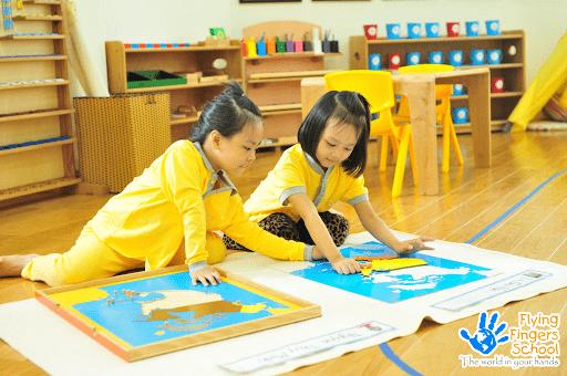 Trường mầm non Những Ngón Tay Bay - Thanh Xuân, Hà Nội
