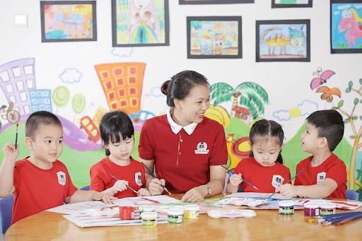 Trường mầm non Vinschool- Thanh Xuân, Hà Nội
