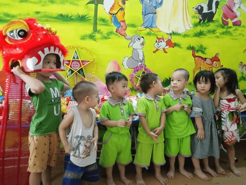 Trường mầm non Khôi Nhi - Hai Bà Trưng, Hà Nội 1