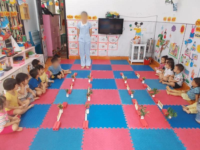 Trường mầm non Tuổi Thơ - Hai Bà Trưng, Hà Nội 1
