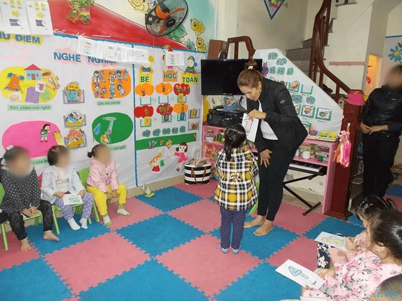 Trường mầm non Tuổi Thơ - Hai Bà Trưng, Hà Nội 2