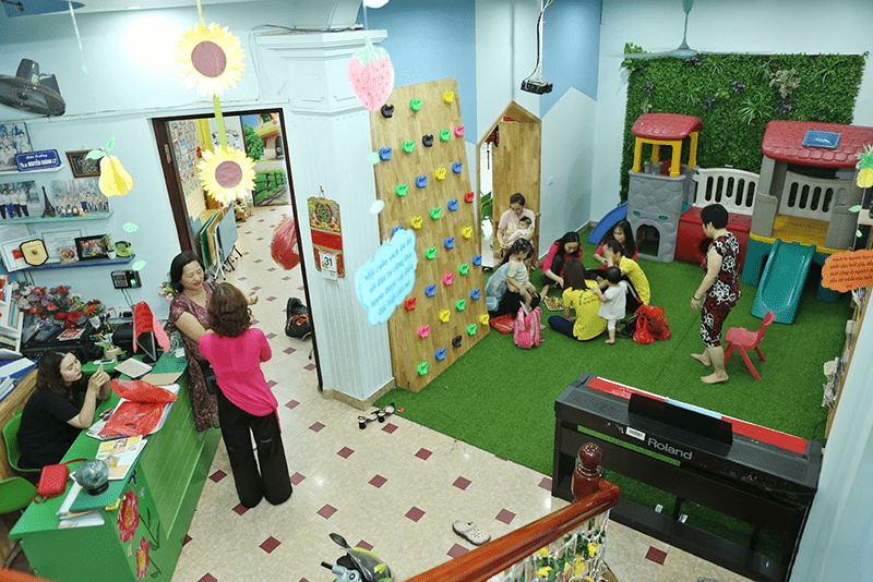 Trường mầm non Little Sun (Mặt trời bé con) - Hai Bà Trưng, Hà Nội 1