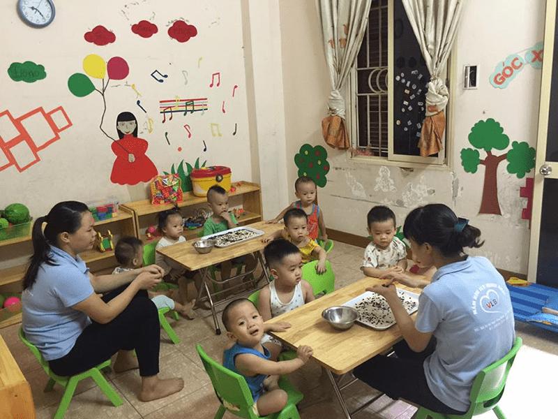 Trường mầm non VLB Minh Khai - Hai Bà Trưng, Hà Nội 1