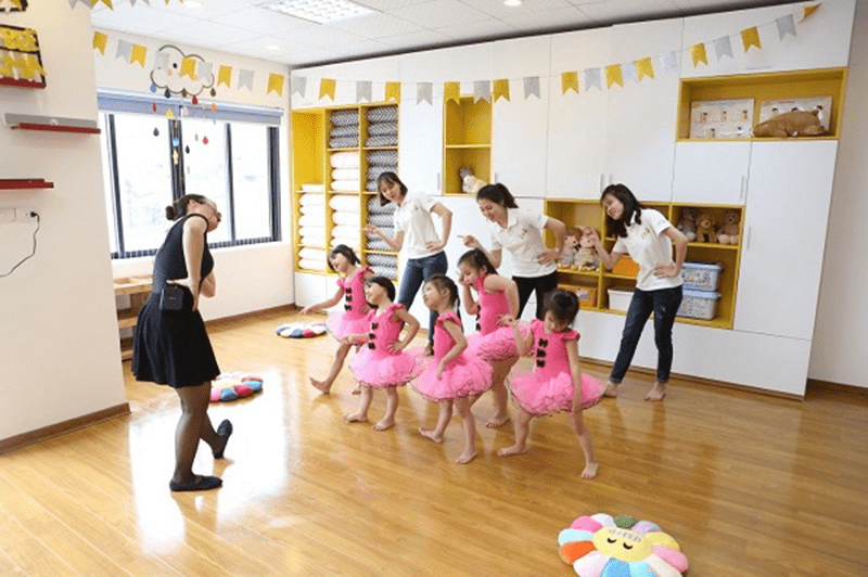 Trường mầm non Little Bee Preschool - Minh Khai, Hai Bà Trưng, Hà Nội 2