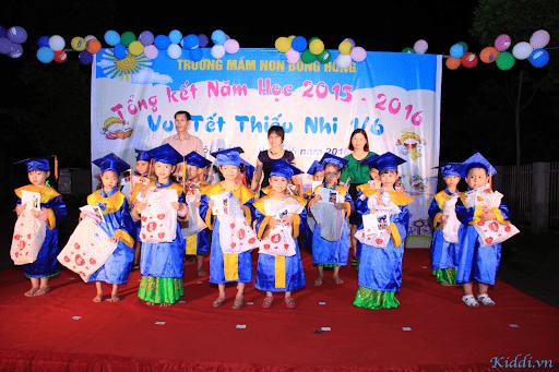 Trường mầm non Bông Hồng - Hà Đông, Hà Nội
