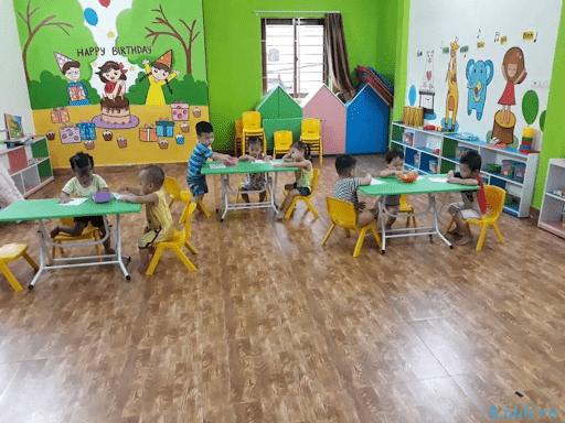 Trường mầm non Song ngữ họa sĩ - Hoàng Mai, Hà Nội