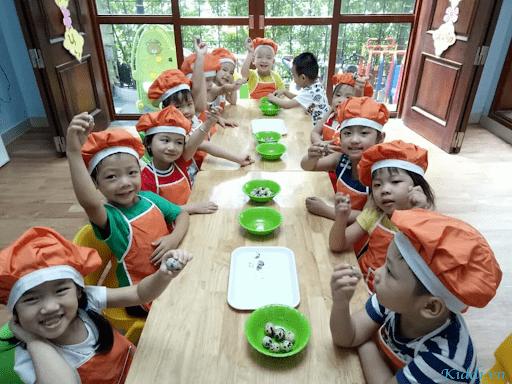 Trường mầm non Hoa Mai -Hoàng Mai, Hà Nội