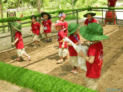 Trường mầm non Talent Kids Montessori - Long Biên, Hà Nội