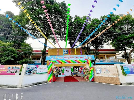 Trường mầm non Z Kids - Long Biên, Hà Nội