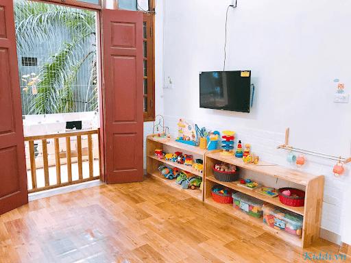 Trường mầm non Ihaha - Long Biên, Hà Nội