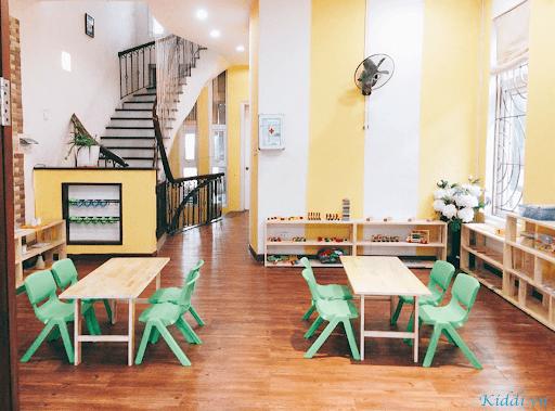 Trường mầm non Nắng Montessori - Long Biên, Hà Nội