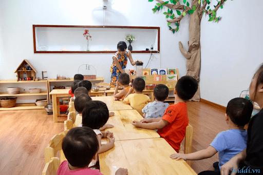 Trường mầm non Jasmine - Từ Liêm, Hà Nội