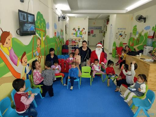 Trường mầm non Hoa Anh Đào - Từ Liêm, Hà Nội