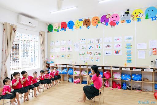 Trường mầm non Sakura Kids - Từ Liêm, Hà Nội