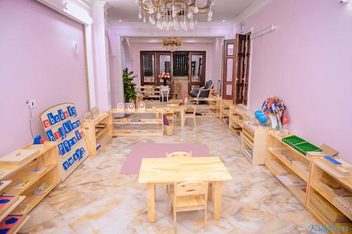 Trường mầm non Cây Sồi - Từ Liêm, Hà Nội