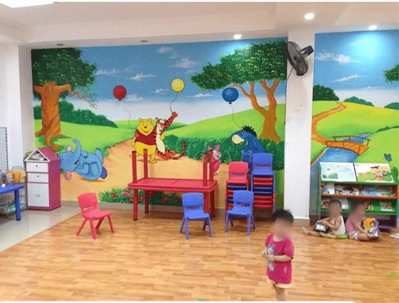 Trường mầm non Wonderland - Đống Đa, Hà Nội
