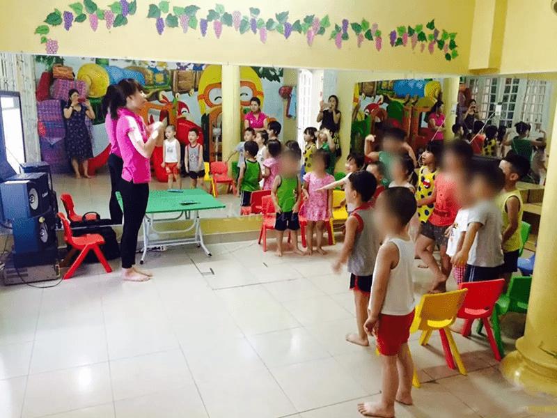 Trường mầm non Pororo - Đống Đa, Hà Nội