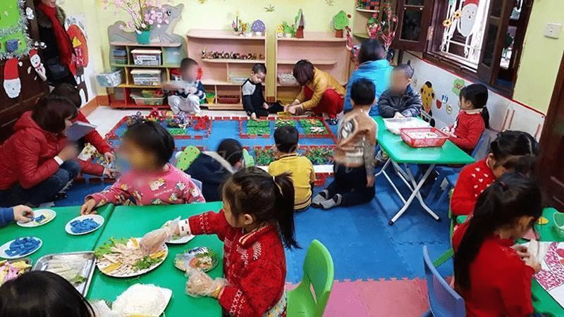 Trường mầm non tư thục Tràng An - Đống Đa, Hà Nội
