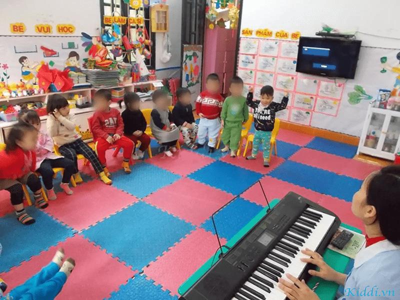 Trường mầm non Tuổi Thơ - Đống Đa, Hà Nội