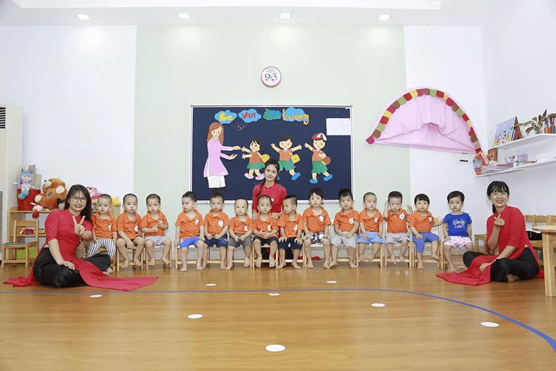 Trường mầm non Việt - Anh Montessori - Đống Đa, Hà Nội