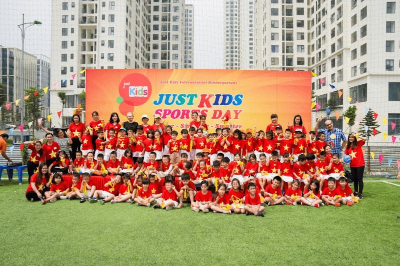 Trường mầm non Just Kids - Hoàn Kiếm, Hà Nội